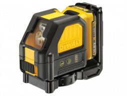 Dewalt DCE088D1G 10.8v Self Levelling Cross Line Green Laser - £274.99 INC VAT
