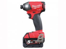 Milwaukee M18 FID-502X Fuel Impact Driver 18v 2 x 5.0Ah Batteries - £274.99 INC VAT