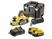 Dewalt DCP580P2 XR 18v Brushless Planer With 2 x 5.0Ah Batteries - £394.99 INC VAT