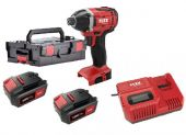 Flex ID1/418.0 18v Cordless Impact Driver in L Boxx With 2 x 18v Batteries - £274.98 INC VAT
