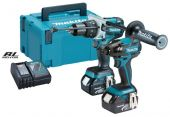 Makita DLX2040TJ 18v 5.0ah Li-ion Brushless 2 Piece Kit  - £449.99 INC VAT