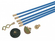 Bailey 1471 Universal Drain Cleaning Set 4 Tools
