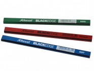 Blackedge 34326 Card of 12 Pencils - Assorted
