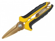 Stanley 0-14-103 Titanium Coated Shears Straight Cut 200mm