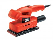 Black & Decker KA300 Orbital Sander 1/3rd Sheet 135 Watt 240 Volt