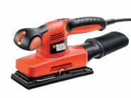 Black & Decker KA320EKA Orbital Sander 1/3rd Sheet 135 Watts