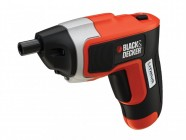 Black & Decker KC460LN Screwdriver 3.6 Volt