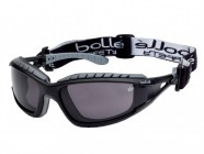 Bolle Safety TRACKER PLATINUM® Safety Goggles Vented Smoke