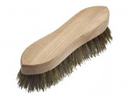 Faithfull Hand Scrubbing Brush 200mm (8in) Unvarnished