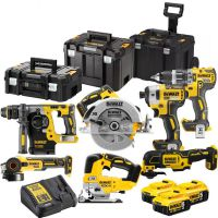 Dewalt DCK755P3T XR Brushless 7 Piece Kit 18v 3 x 5.0Ah Li-ion - £1249.99 INC VAT