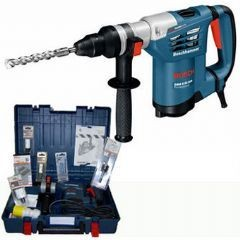 bosch gbh4 32dfr multi drill sds plus rotary hammer 110v gbh4 32dfr from romford tools. Black Bedroom Furniture Sets. Home Design Ideas