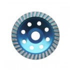 115mm Turbo Diamond Cup Grinding Wheel