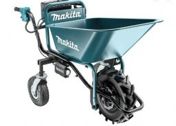 Makita DCU180SET 18v Brushless Motorized Wheelbarrow Set - £699.96 INC VAT