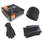 Scruffs T51930 Winter Accessories Pack Black