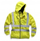 Stand Safe HV008 Hi-Vis Yellow Hoodie