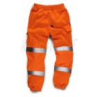 Stand Safe HV021 Hi Vis Jogging Bottoms