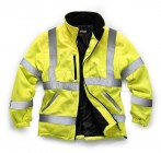 Stand Safe HV022 Hi Vis Fleece - Yellow