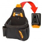 Toughbuilt TB-CT-25 Tape Measure All Purpose Pouch