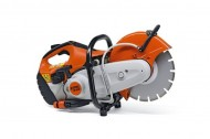 Stihl TS410 Compact and Robust 3.2-kW Cut-Off Saw